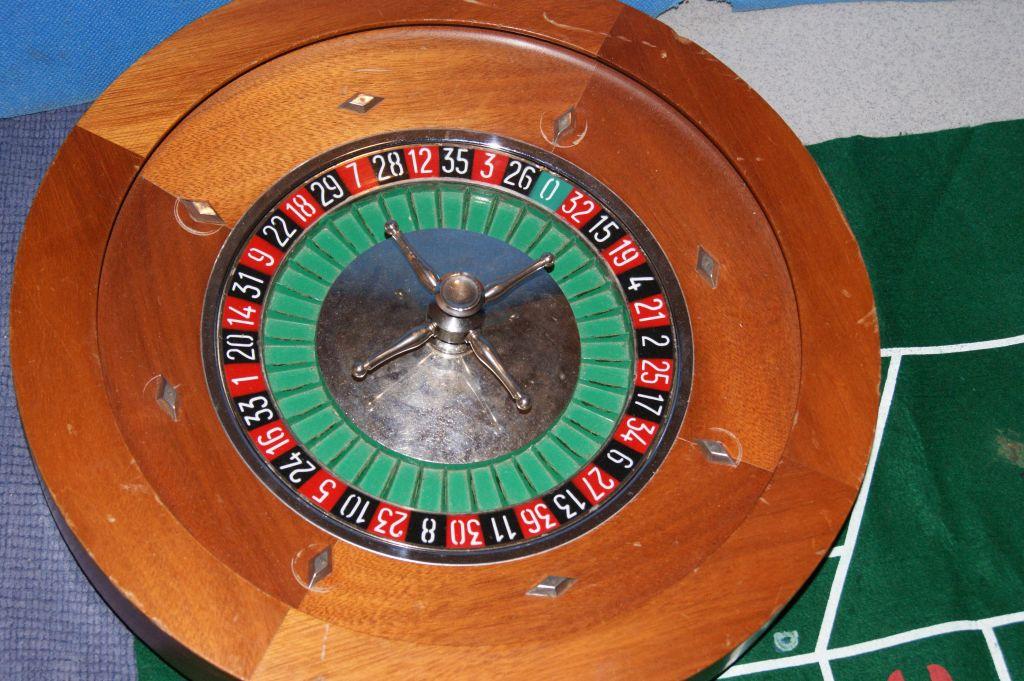 A vendre roulette casino